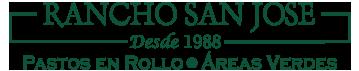 Pasto en Rollo. Rancho San Jóse